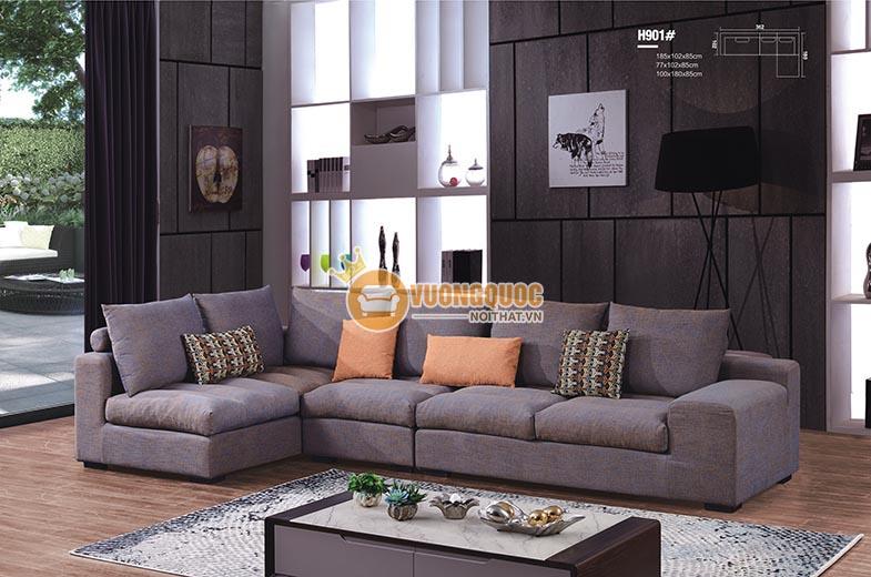 Sofa phòng khách hiện đại kiểu dáng đơn giản BLLH901