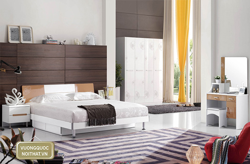 Lí do phòng ngủ hiện đại sang trọng trở thành xu hướng hot