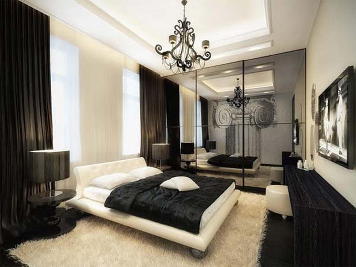 Thiết kế phòng ngủ sang trọng bậc nhất