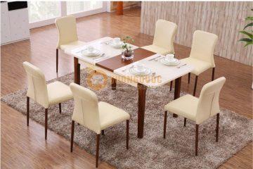 Bàn ghế ăn hiện đại giá rẻ luôn đứng đầu về sản phẩm đạt chất lượng tốt