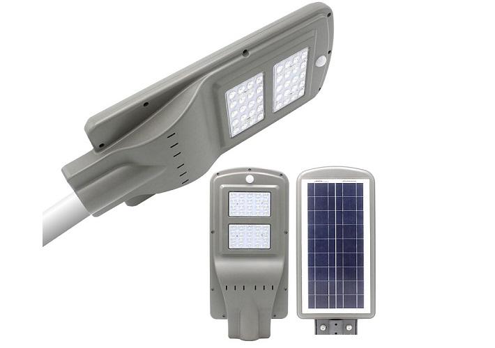 Giới thiệu sản phẩm Đèn LED năng lượng mặt trời Công Nghệ Xanh VN