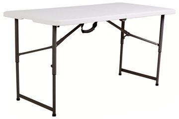 Kích thước bàn gấp học sinh chân cao