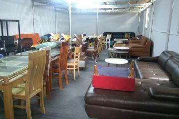 Phòng trưng bày sản phẩm tại kho nội thất Lương Sơn