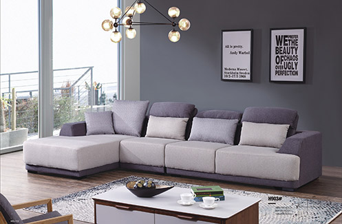 Sofa phòng khách nhập khẩu - kiểu dáng thời thượng