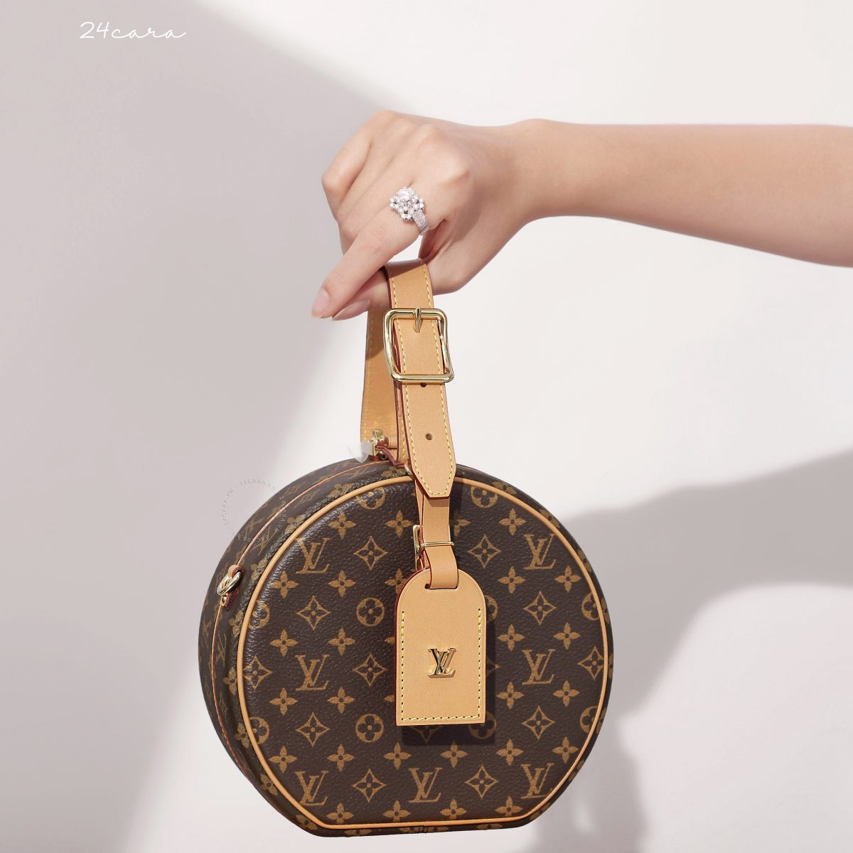 Mẫu túi xách của Louis Vuitton mê hoặc giới fashionista