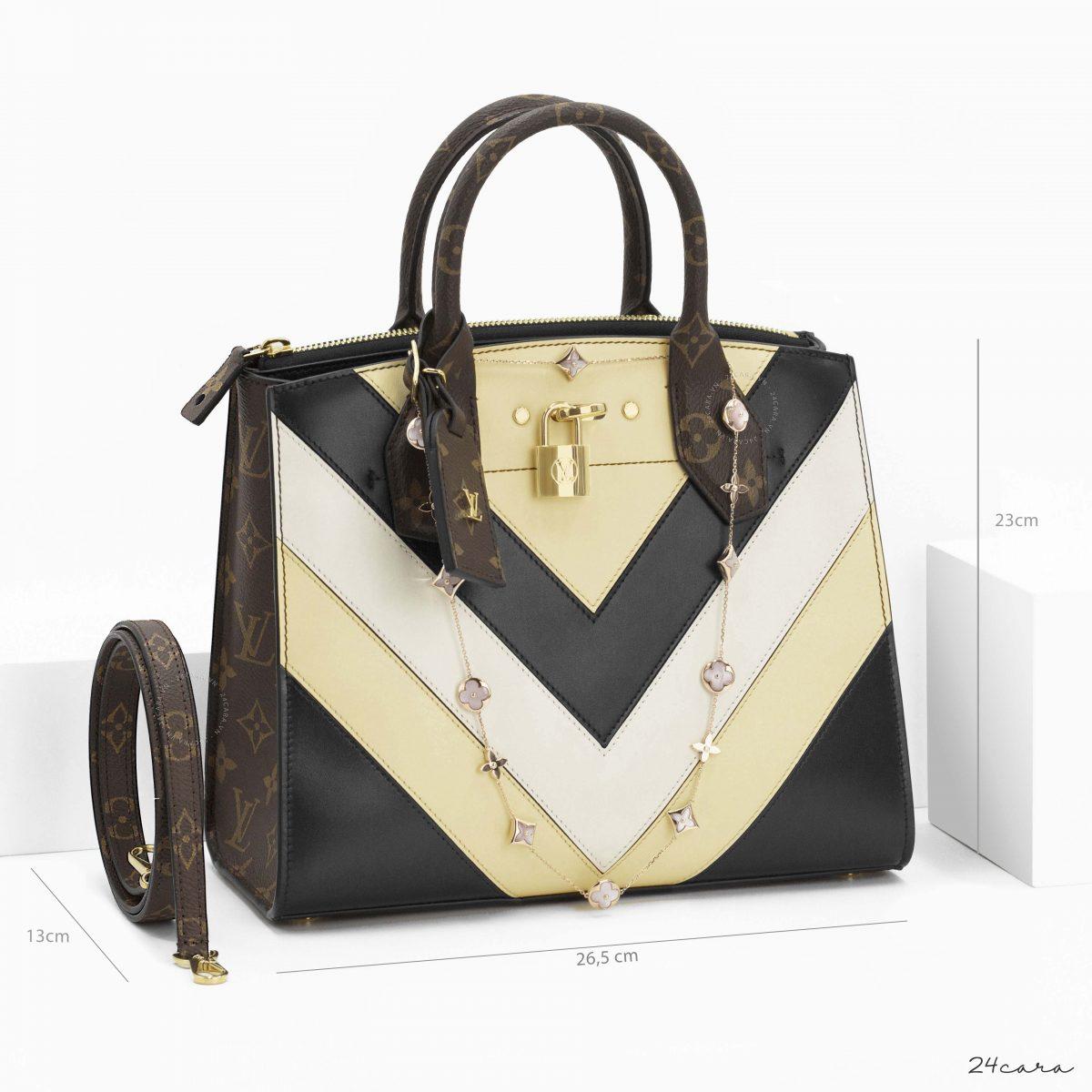 Túi xách Louis Vuitton - mang đậm khí chất của nghệ thuật Âu Châu