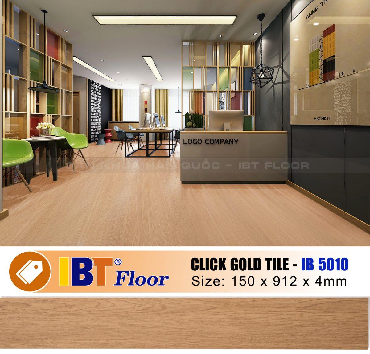 Sàn nhựa - Xu hướng hàng đầu cho thiết kế sàn năm 2019