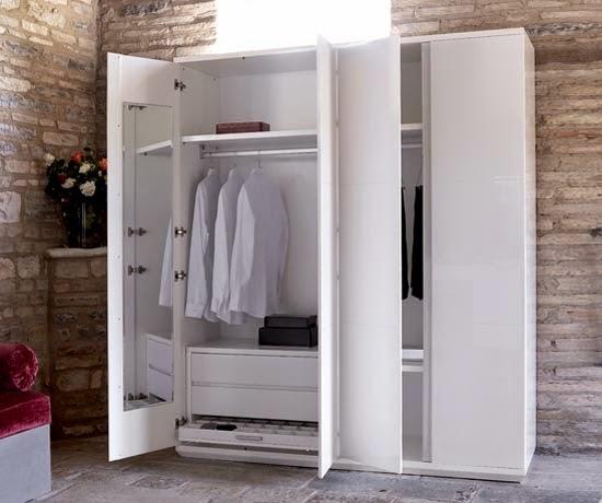 Cách tính diện tích tủ quần áo chuẩn nhất