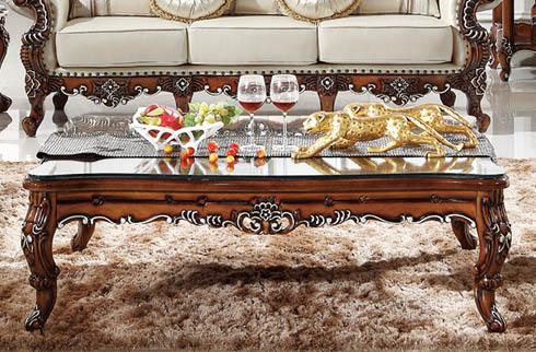 Ưu điểm của bàn sofa cổ điển cao cấp