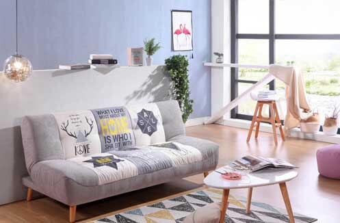 Sofa đa năng kết hợp giường ngủ tiện lợi