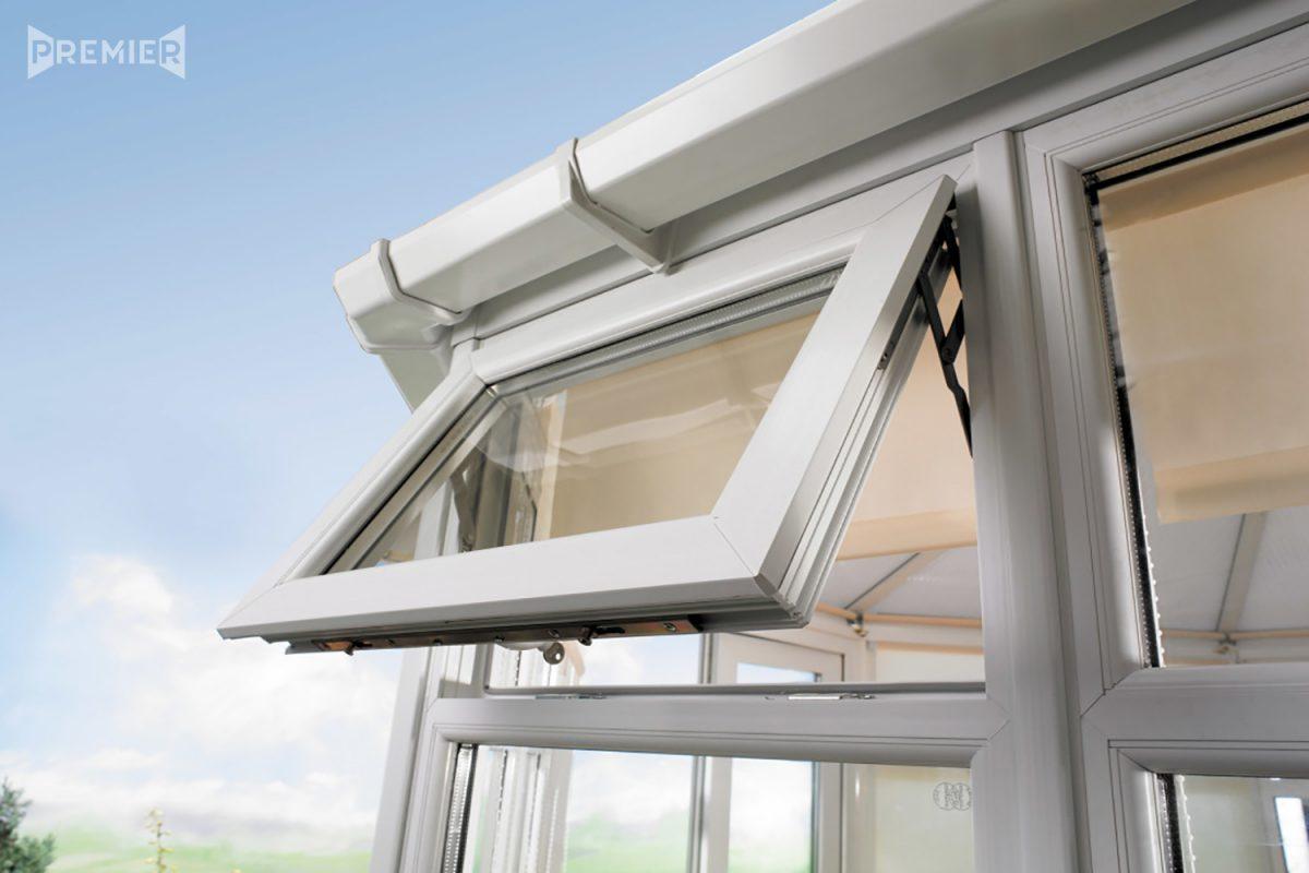 Cửa sổ bật - Giải pháp cho nhà cao tầng