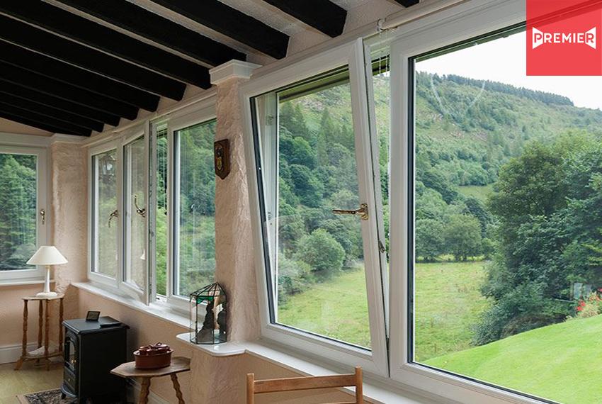Tổng hợp mẫu cửa sổ nhôm đẹp nhất hiện nay