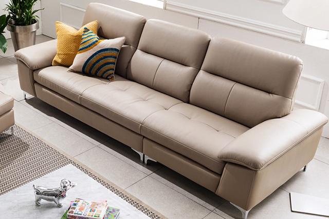 Nên mua sofa loại gì? Sofa da hay sofa nỉ?